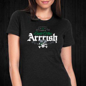 ARRRISH Womens Tee